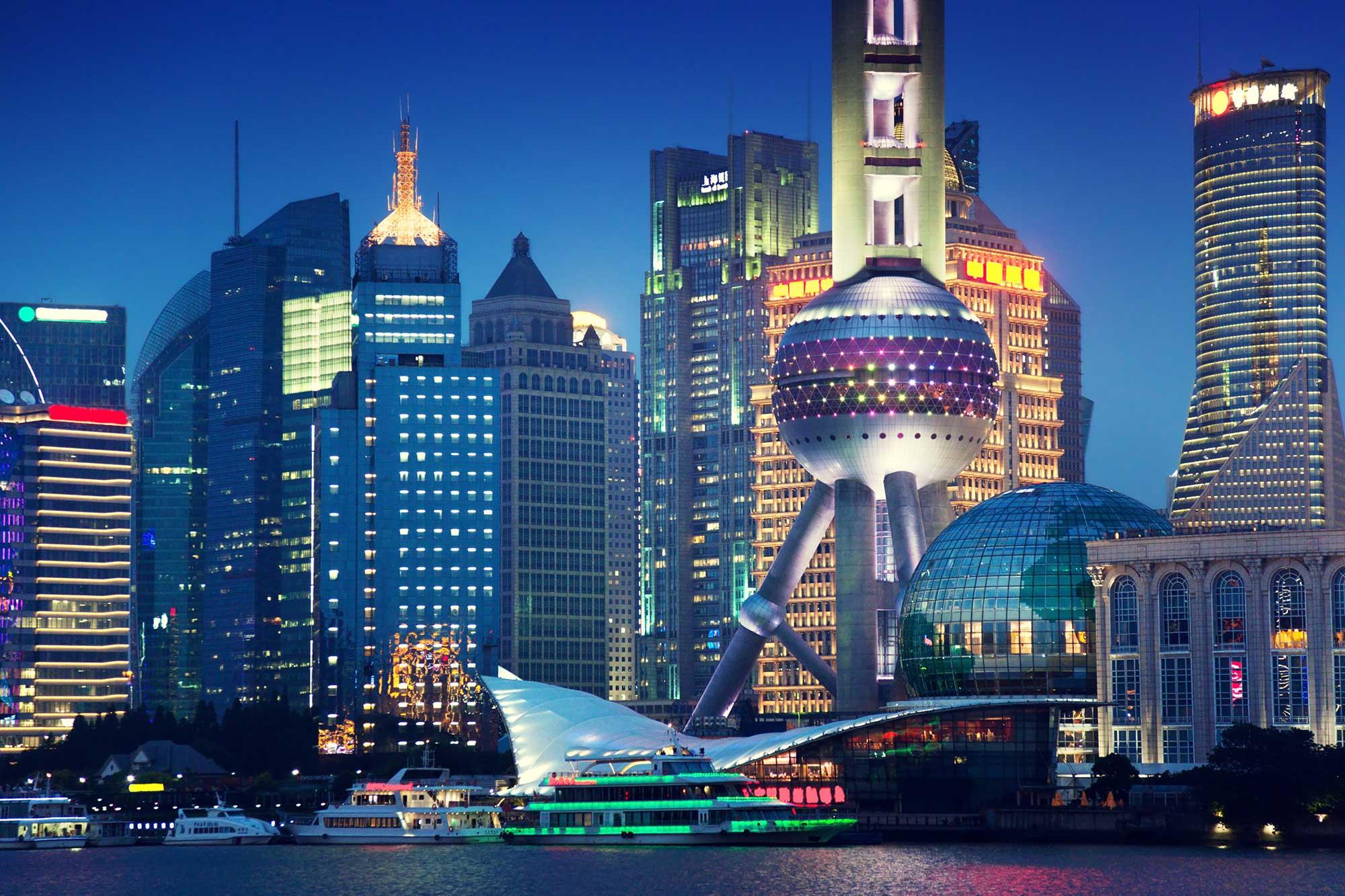Shopping Center Forum Study Tour Shanghai