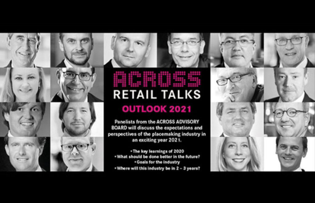 Webinar Across Retail Talk mit Jan Tanner